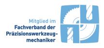 Logo, Mitglied, Grabmeier GmbH, Fachverband Deutscher Präzisions-Werkzeugschleifer